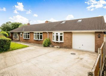 Thumbnail 4 bed bungalow for sale in Station Road, Whittington, Oswestry