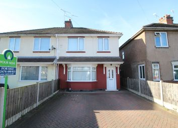 Thumbnail 3 bedroom semi-detached house for sale in Topps Drive, Bedworth