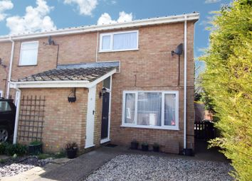 Thumbnail 3 bed end terrace house for sale in Bottels Road, Warboys, Huntingdon