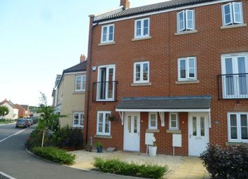 Thumbnail 4 bed terraced house for sale in Kent Avenue, West Wick, Weston-Super-Mare