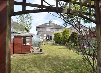 Thumbnail 4 bed semi-detached house for sale in Monks Park Avenue, Horfield, Bristol
