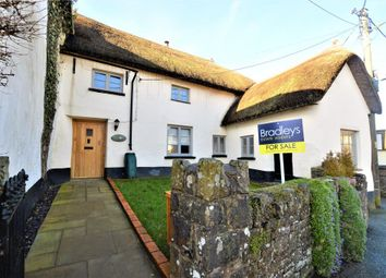 Thumbnail 4 bed semi-detached house for sale in Fore Street, Morchard Bishop, Crediton, Devon