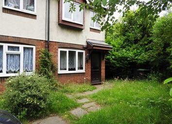 Thumbnail 2 bed end terrace house for sale in Wolfsbane Drive, Walsall