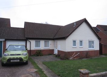Thumbnail 3 bed bungalow for sale in Sheffield Road, Wymondham