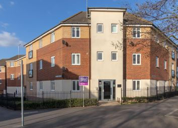 Thumbnail 2 bed flat for sale in Eagle Way, Hampton, Peterborough