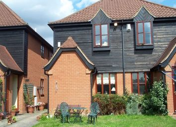 Thumbnail 1 bed end terrace house to rent in Blackfen Road, Sidcup, Kent