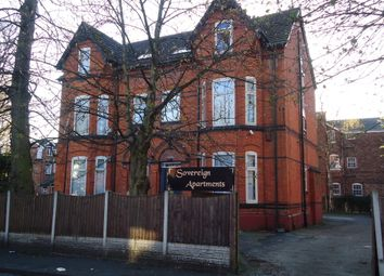 Thumbnail 3 bedroom flat to rent in Polygon Road, Crumpsall, Manchester