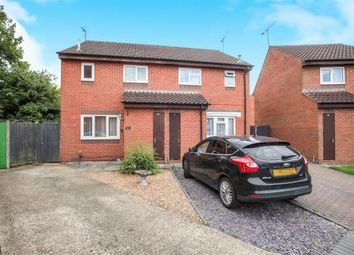 Thumbnail 2 bed semi-detached house for sale in Brookfield Avenue, Houghton Regis, Dunstable