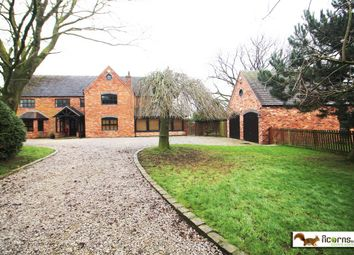 Thumbnail 6 bed detached house for sale in Yew Tree Farmhouse, Wootton, Eccleshall