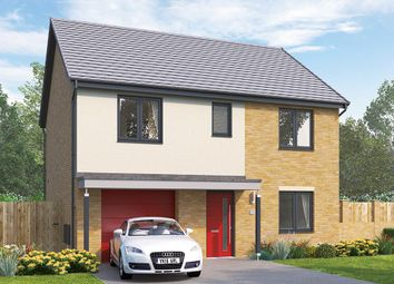 "Thumbnail 4 bed detached house for sale in ""The Woodbridge"" at Highfield Lane, Rotherham"