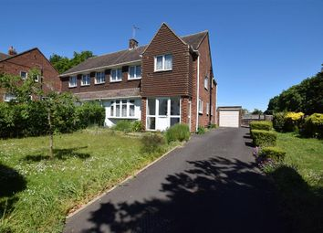 Thumbnail 4 bed semi-detached house for sale in Firs Close, Aylesford, Kent