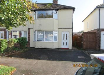 Thumbnail 3 bed semi-detached house to rent in Victoria Road, Skegness