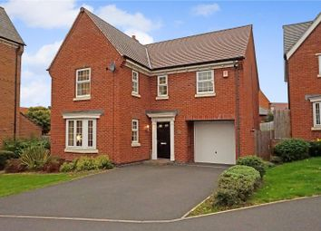 Thumbnail 4 bed detached house for sale in Willow Road, Barrow Upon Soar