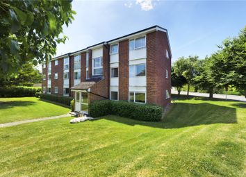Thumbnail 2 bed flat for sale in Tennyson Court, Royston, Hertfordshire
