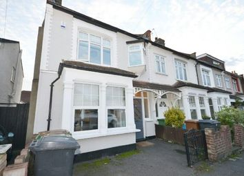 Thumbnail 2 bed terraced house for sale in Mount Avenue, London