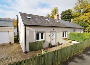 Thumbnail 3 bed cottage for sale in Crossways, Tarn Road, Brampton, Cumbria