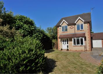 Thumbnail 3 bed detached house for sale in Stephenson Close, York