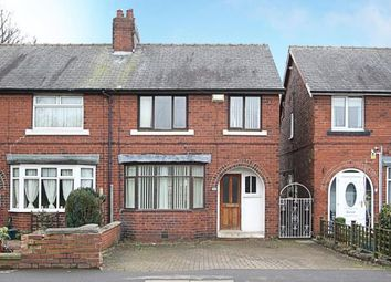 Thumbnail 3 bed semi-detached house for sale in Rotherham Road, Beighton, Sheffield, South Yorkshire