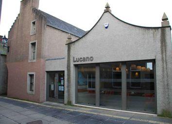 Thumbnail Restaurant/cafe for sale in Lucano Restaurant, Kirkwall, Orkney