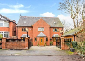 Thumbnail 5 bed detached house for sale in Brereton Drive, Worsley, Manchester