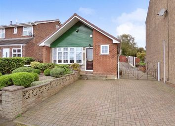 Thumbnail 3 bedroom detached bungalow for sale in Edward Street, Cannock, Staffordshire
