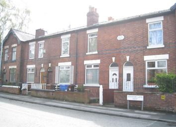 Thumbnail 2 bedroom terraced house for sale in Adswood Lane West, Cale Green, Stockport