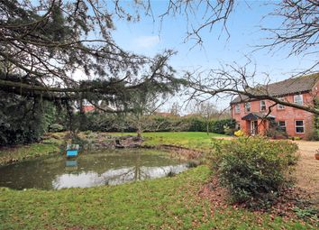 Thumbnail 5 bed detached house for sale in Heath Loke, Poringland, Norwich, Norfolk