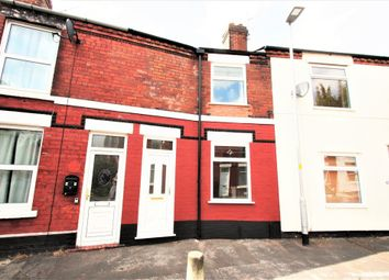 Thumbnail 2 bed terraced house to rent in Fairclough Avenue, Howley, Warrington