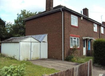 Thumbnail 2 bedroom semi-detached house to rent in Solway Road, Saint, Luton