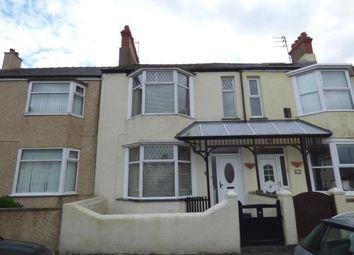 Thumbnail 4 bed terraced house for sale in Bryn Goleu Avenue, Holyhead, Sir Ynys Mon