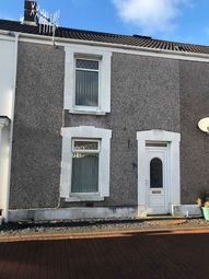 Thumbnail 2 bedroom terraced house to rent in Pwll Street, Landore