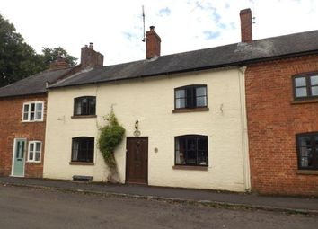 Thumbnail 3 bed terraced house for sale in West End, Welford, Northampton, Northamptonshire