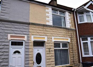Thumbnail 2 bed property for sale in North Street, Nuneaton
