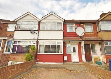 Thumbnail 3 bed terraced house to rent in Jubliee Road, Perivale