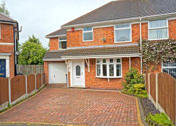 Thumbnail 4 bed semi-detached house for sale in Pailton Grove, Birmingham