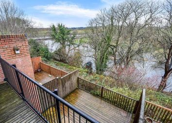 Thumbnail 4 bed town house for sale in Hay On Wye, Overlooking The River Wye