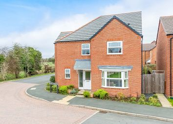 Thumbnail 4 bed detached house for sale in Blakes Meadow, Wem, Shrewsbury