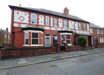 Thumbnail 2 bed end terrace house to rent in Farrell Road, Stockton Heath, Warrington