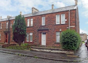 Thumbnail 1 bed flat for sale in Arbuckle Street, Kilmarnock, East Ayrshire