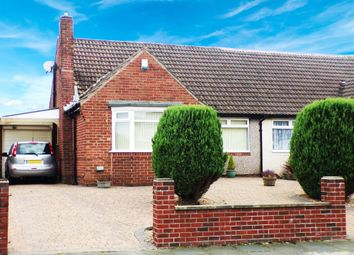 Thumbnail 2 Bed Bungalow For Sale In Ross Way Fawdon Newcastle Upon Tyne
