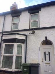 Thumbnail 3 bed terraced house to rent in Westbourne Road, West Kirby