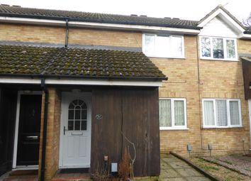 Thumbnail 1 bed maisonette to rent in Halleys Way, Houghton Regis, Bedfordshire