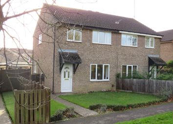Thumbnail 3 bed semi-detached house for sale in Tansy Close, Harrogate