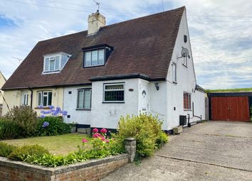 Button Street, Swanley BR8. 2 bed semi-detached house