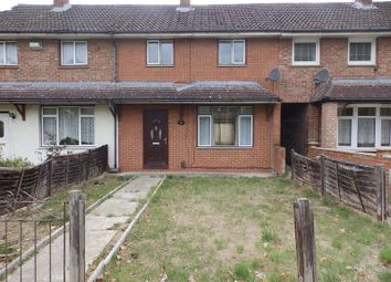 Thumbnail 2 bedroom terraced house for sale in Shrewton Walk, Swindon