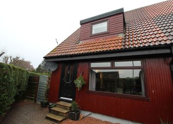 Thumbnail 2 bedroom semi-detached house for sale in St. Johns Gardens, Kemnay, Inverurie