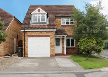 Thumbnail 3 bed detached house to rent in Whistler Close, Copmanthorpe, York