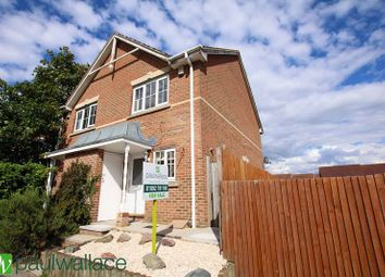 Thumbnail 2 bed semi-detached house for sale in Higgins Road, Cheshunt, Waltham Cross