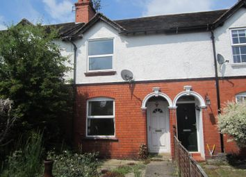 Thumbnail 2 bed terraced house for sale in Wood Street Gardens, Shrewsbury