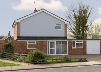 Thumbnail 3 bed detached house for sale in Magdalen Road, Hadleigh, Ipswich